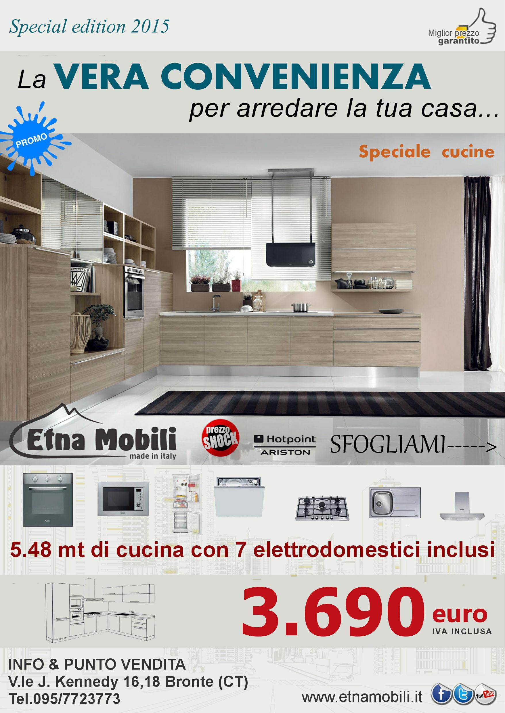 Brochure collezione 2014 2015 etna mobili for Catalogo bricoman misterbianco