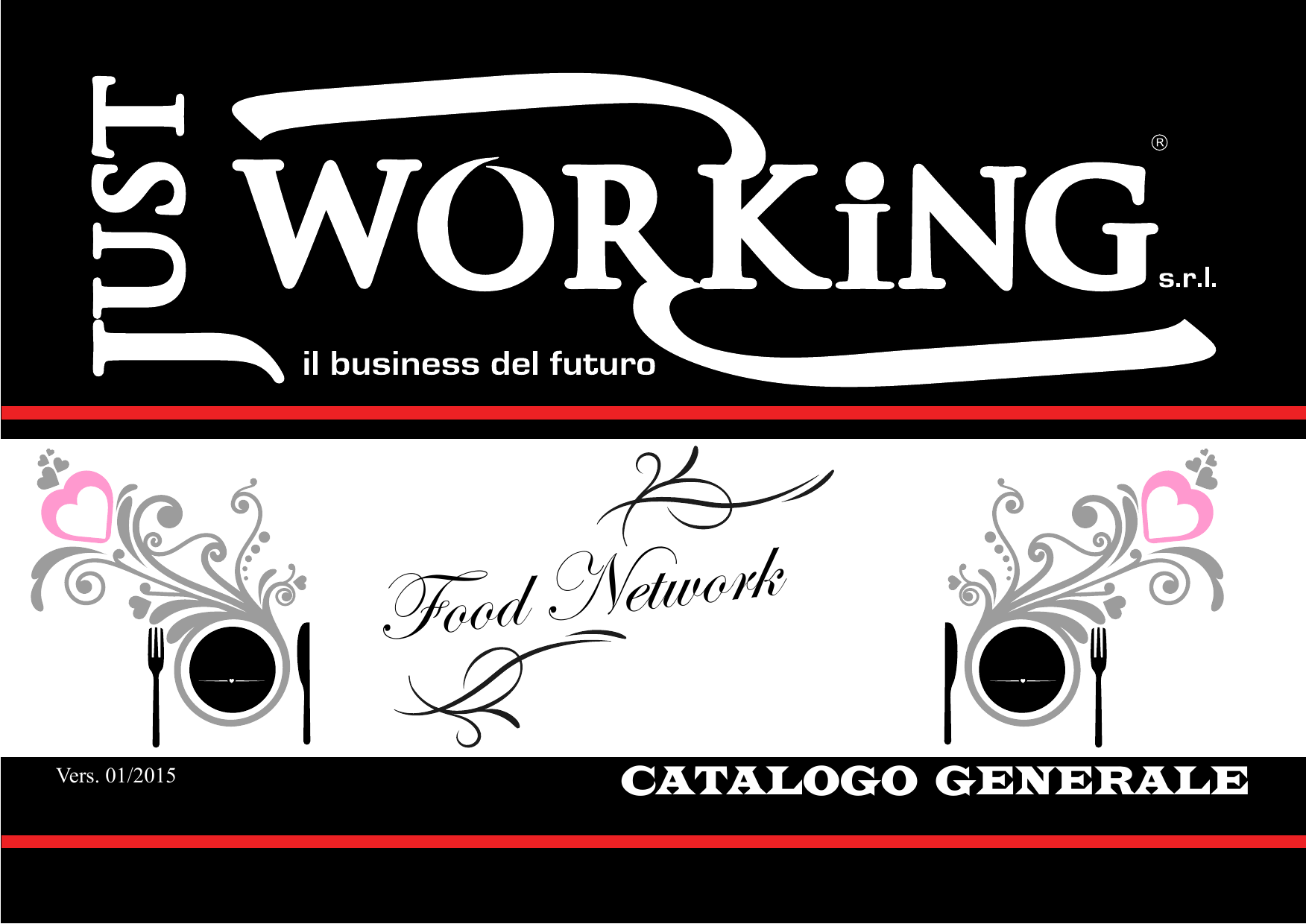 Catalogo just working network 2015 for Just catalogo