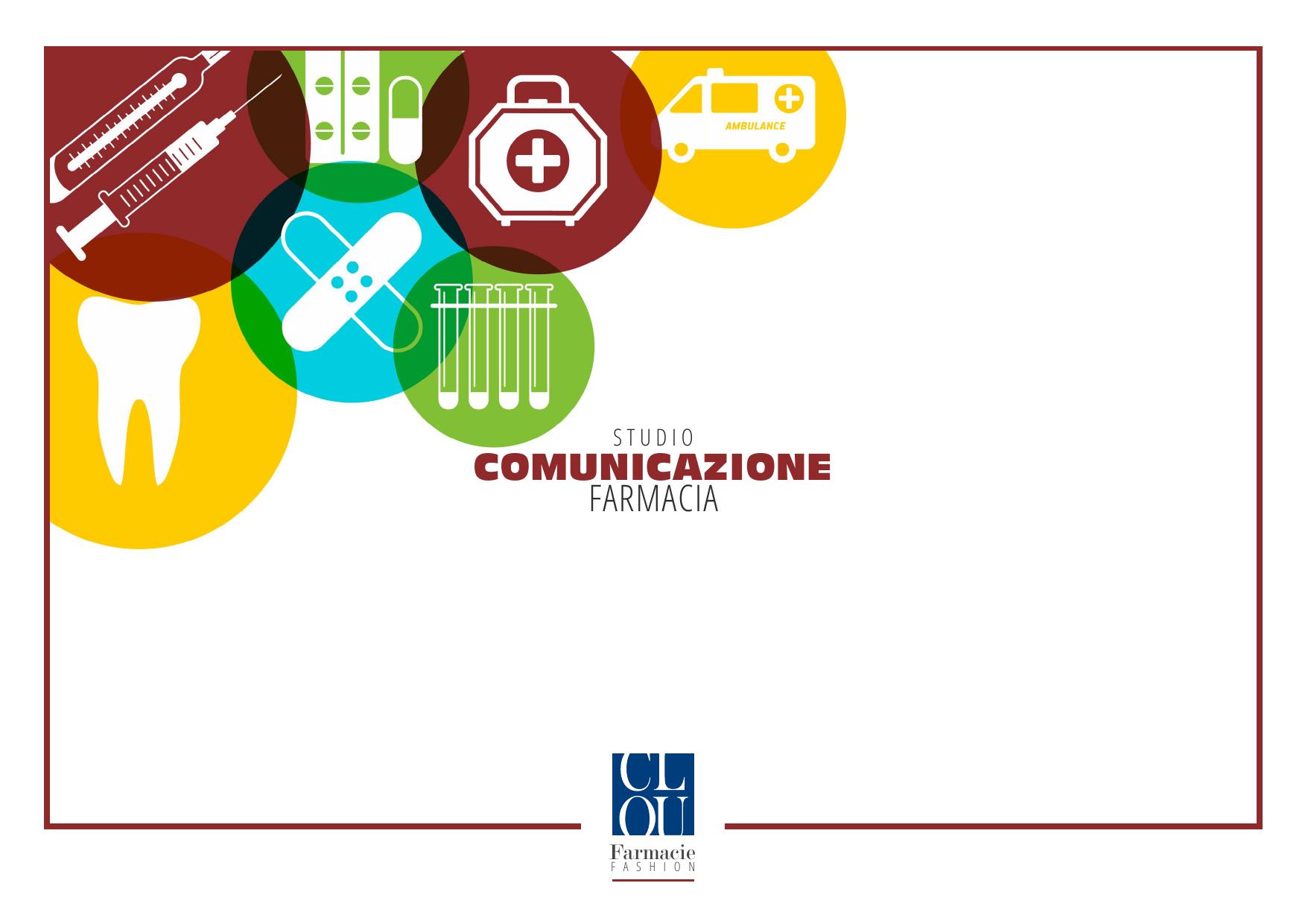 Comunicazione integrata clou farmacie fashion for Clou arredi farmacie