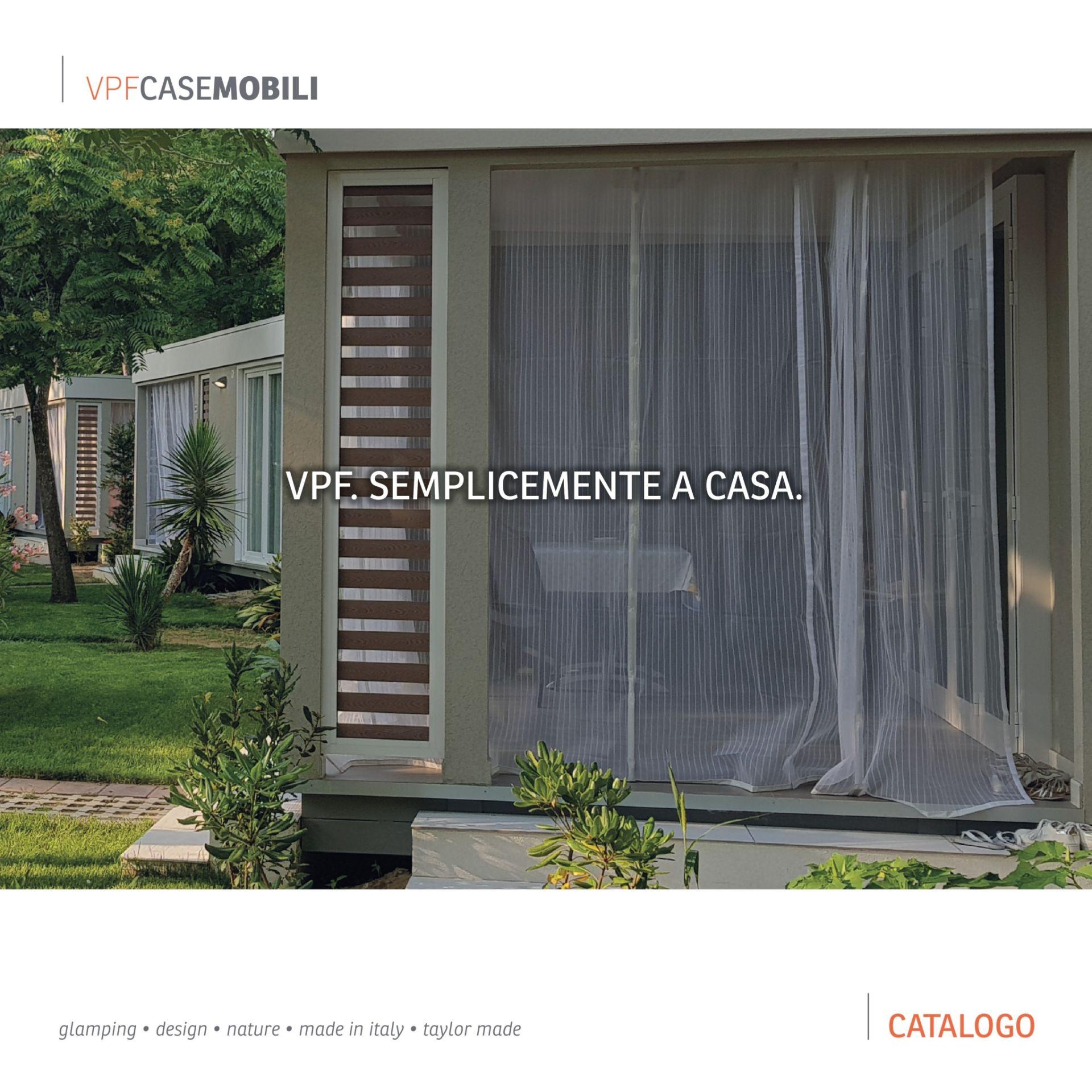 Catalogo case mobili vpf edizione 2019 for Catalogo case