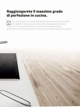 Catalogo Bosch piani cottura induzione 2016 | Fidea Lecce - Sfogliami.it