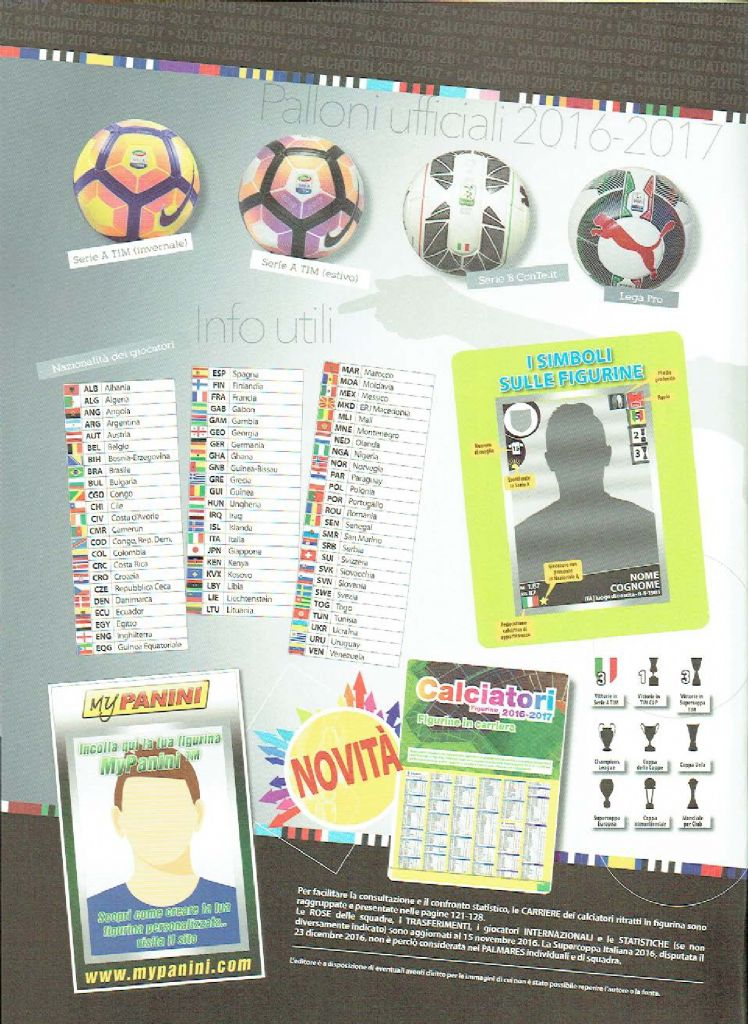 download album calciatori panini pdf gratis